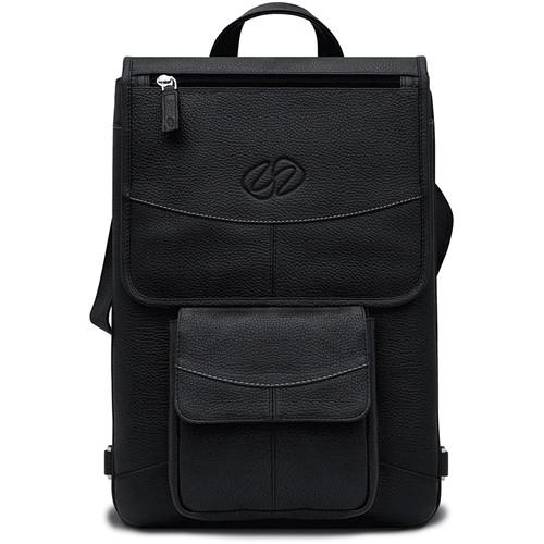 "MacCase Premium Leather Flight Jacket for MacBook 12"" (Black)"