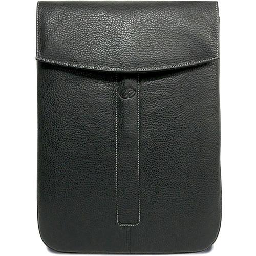 "MacCase Premium Leather iPad 9.7"", Air, and Air 2 Sleeve (Black)"