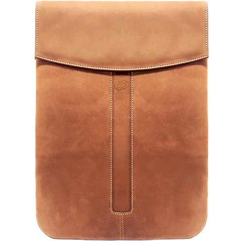 "MacCase Premium Leather iPad 9.7"", Air, and Air 2 Sleeve (Vintage)"