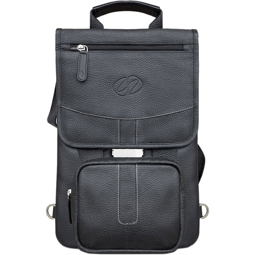 "MacCase Premium Leather iPad Pro 12.9"" Flight Jacket (Black)"