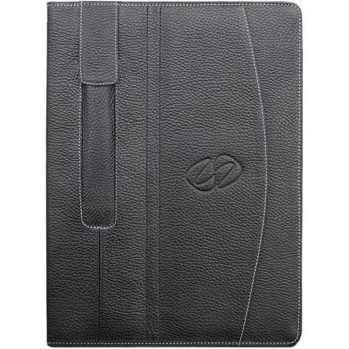 """MacCase Premium Leather Folio for iPad Pro 12.9"""" (Black)"""
