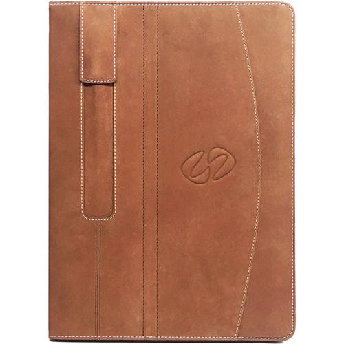 "MacCase Premium Leather Folio for iPad Pro 12.9"" (Vintage)"