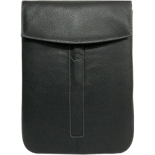MacCase Premium Leather Sleeve for iPad Pro 12.9 (Black)