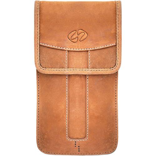MacCase Premium Leather Sleeve for iPad Pro 12.9 (Vintage)