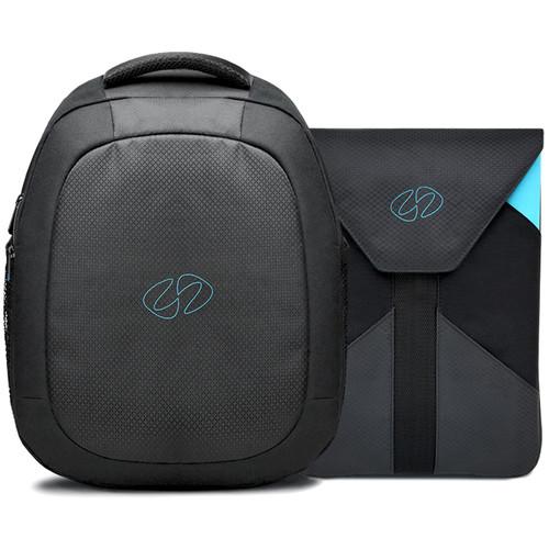 "MacCase 13"" Apple MacBook Pro Backpack with 13"" Sleeve (Black)"
