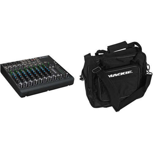 Mackie 1202VLZ4 Mixer Kit with Bag