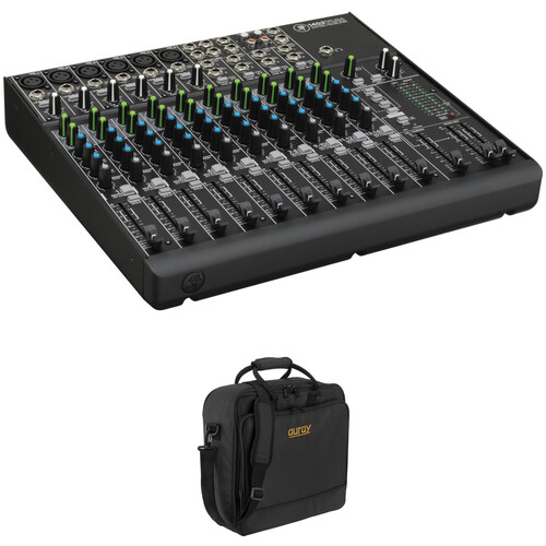 Mackie 1402VLZ4 Mixer Kit with Bag