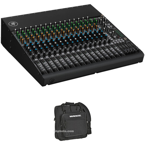 Mackie 1604VLZ4 Kit with Padded Bag