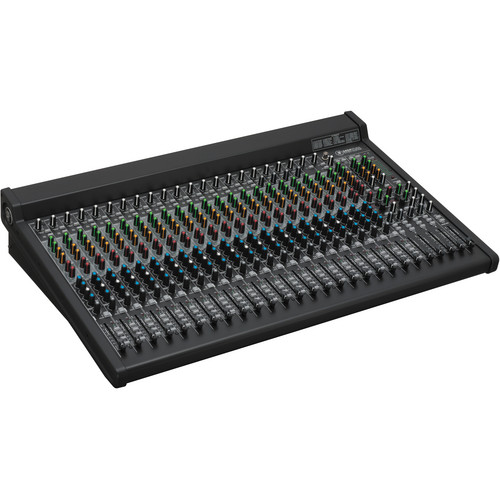 Mackie 2404VLZ4 24-Channel 4-Bus FX Mixer with Dust Cover Kit