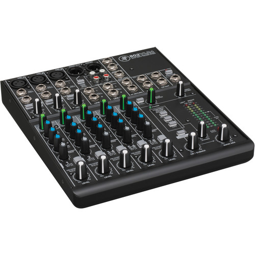 Mackie 802VLZ4 8-Channel Ultra-Compact Mixer