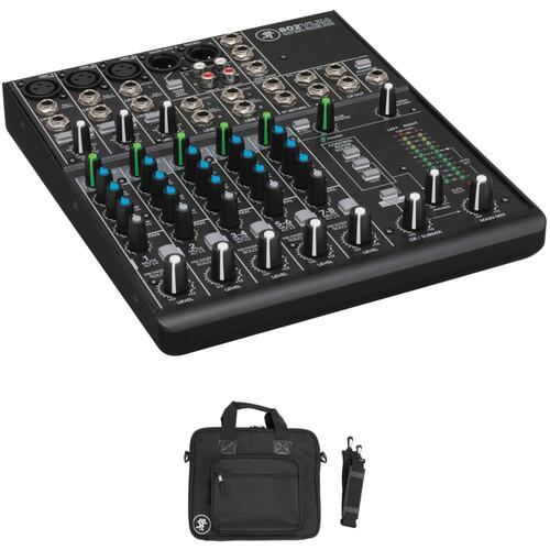 Mackie 802VLZ4 Mixer Kit with Bag