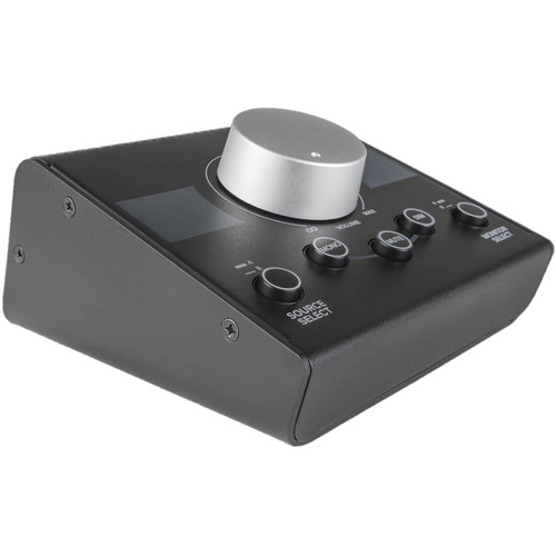 mackie big knob passive studio monitor controller big knob. Black Bedroom Furniture Sets. Home Design Ideas