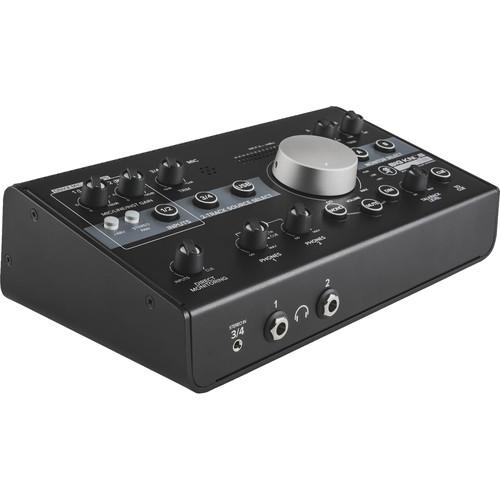 Mackie Big Knob Studio Monitor Controller and Interface