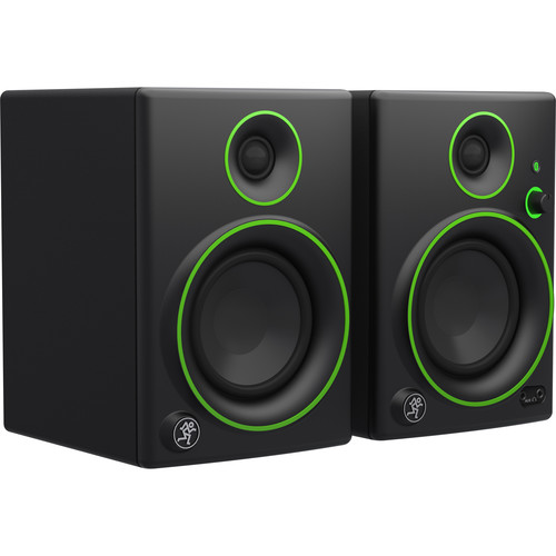 """Mackie CR4BT - 4"""" Multimedia Monitors with Bluetooth (Pair)"""