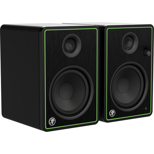 "Mackie CR5-XBT Creative Reference Series 5"" Multimedia Monitors with Bluetooth (Pair)"