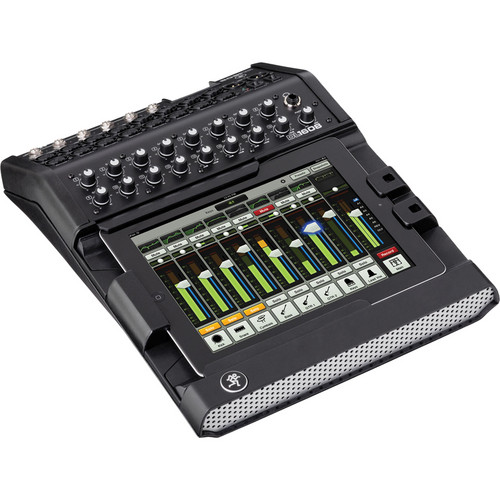 Mackie DL1608 16-Channel Digital Live Sound Mixer Kit with Waterproof Case