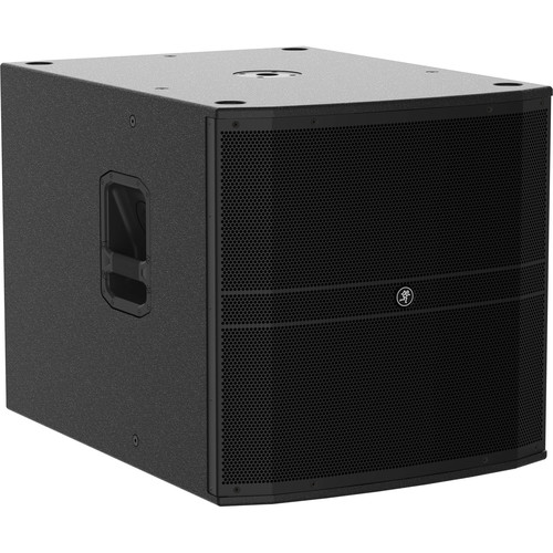 """Mackie DRM18S-P 2000W 18"""" Professional Passive Subwoofer"""