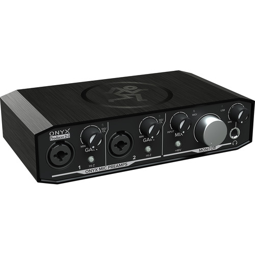Mackie Onyx Series Producer 2-2 Audio Interface