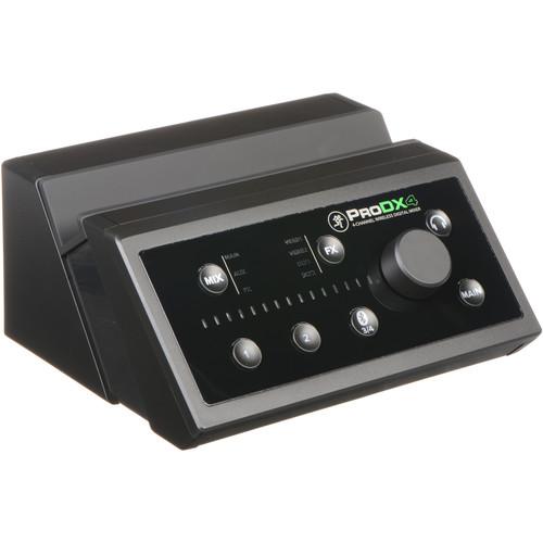Mackie ProDX4 Wireless Mixer with Bag Kit