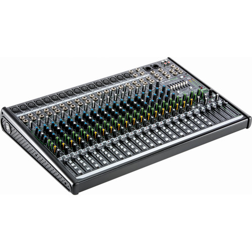 Mackie ProFX22v2 Mixer Kit with Bag And Dust Cover