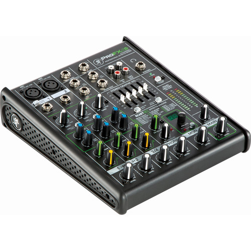 Mackie ProFX4v2 Mixer Kit with Bag