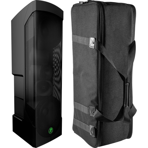 Mackie Reach Professional PA System Kit with Carrying Bag