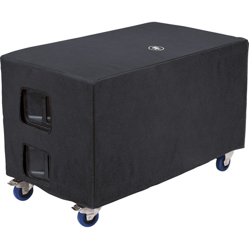 Mackie Speaker Cover for Mackie SRM2850 (Black)