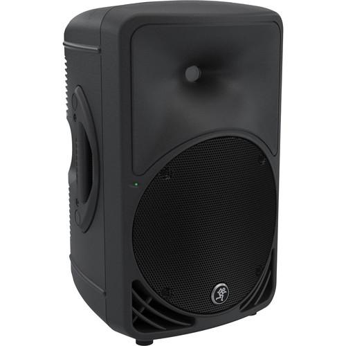 """Mackie SRM350 - 1000W 10"""" Portable Powered Loudspeaker"""