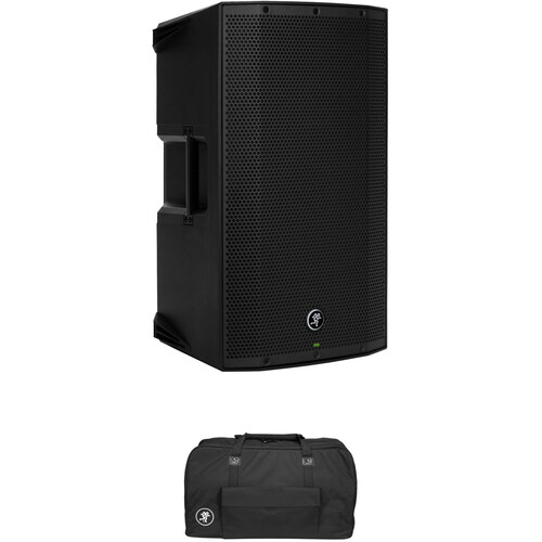 Mackie Thump12A Speaker Kit with Rolling Bag