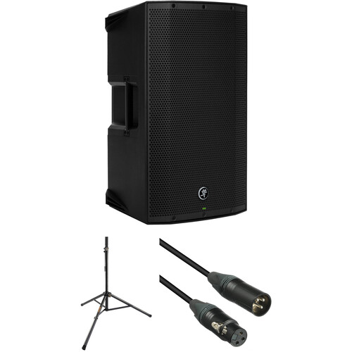Mackie Thump12A Speaker Kit with Stand and Cable