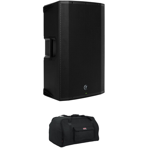 Mackie Thump15A Speaker Kit with Rolling Bag
