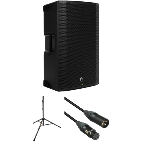 Mackie Thump15A Speaker Kit with Stand and Cable