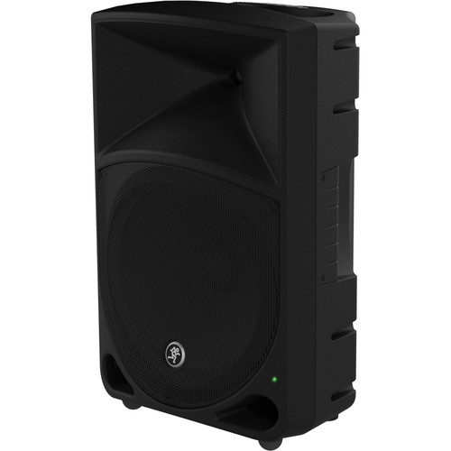 "Mackie Thump12 12"" Powered Loudspeaker with Speaker Stand & Mic Cable Kit"