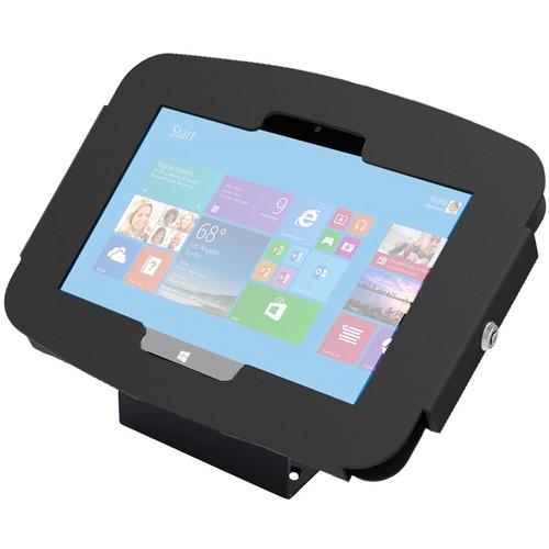Maclocks Space Surface Tablet Enclosure Kiosk for Surface 3 (Black)