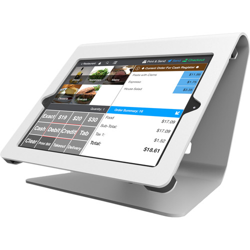 Maclocks Nollie iPad Mini Kiosk (White)