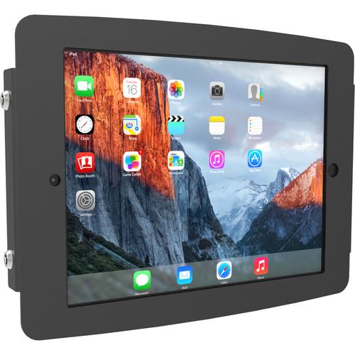 Maclocks Space iPad Enclosure Wall Mount for iPad Pro 12.9 (Black)
