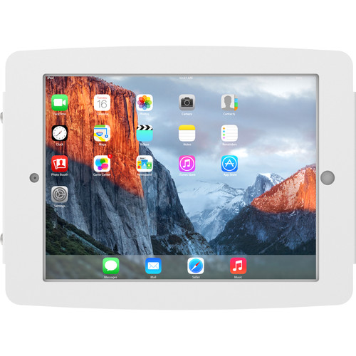 Maclocks Space iPad Enclosure Wall Mount for iPad Pro 12.9 (White)
