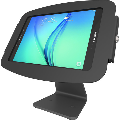 Maclocks Space Enclosure 360 Kiosk for Galaxy Tab A 9.7 (Black)