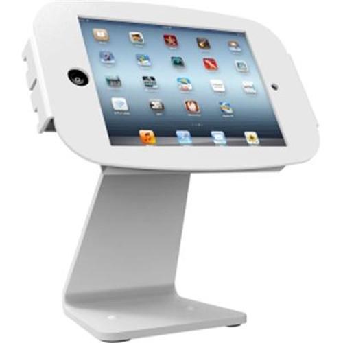 Maclocks Space iPad 360 Rotating and Tilting Enclosure Kiosk for iPad / iPad Pro 9.7 360 (White)