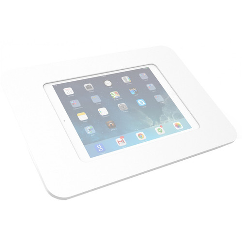Maclocks Rokku Secure Enclosure Capsule Kiosk for iPad (White)