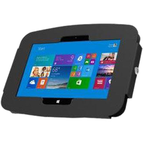 Maclocks Space Enclosure Wall Mount for Surface Pro 3 (Black)