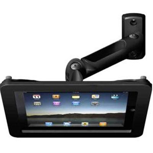 Maclocks Executive Swing Arm iPad Enclosure for iPad 1/2/3/4/Air/Air 2/iPad Pro 9.7 (Black)