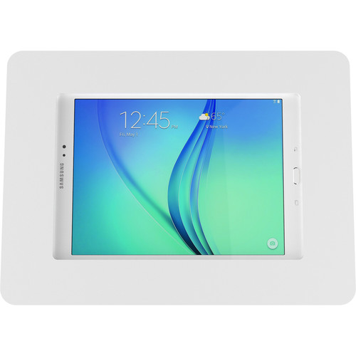 Maclocks Rokku Premium Enclosure Wall Mount for Galaxy Tab A 10.1 (White)