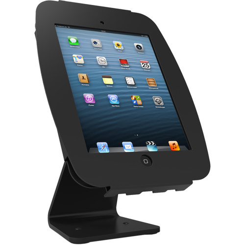 "Maclocks Executive 360 All-in-One Enclosure Kiosk for 9.7"" iPad / iPad Pro (Black)"