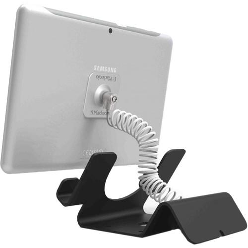 Maclocks Universal Tablet Security Holder and Lock (Black)