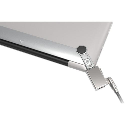 """Maclocks Wedge Locking Bracket Kit for 13"""" MacBook Air 2012-2017 (Silver)"""