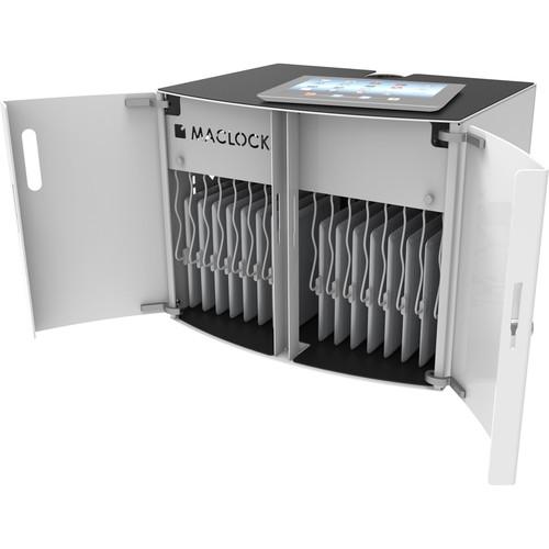 Maclocks CartiPad Solo 16-Unit Charging Cabinet
