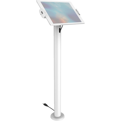 """Maclocks Universal Tablet Cling Rise Stand (8"""", Black)"""