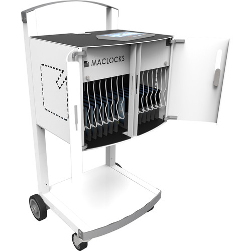 Maclocks CartiPad Uno 16-Unit Charging Cart