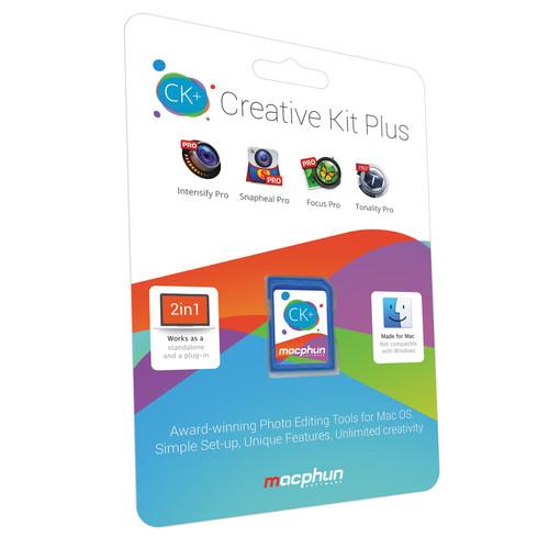 Macphun Creative Kit Plus (SDHC Card)